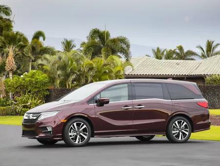 2019 Honda Odyssey Lease Deals on Long Island